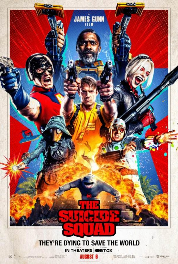 Movie Review: The Suicide Squad