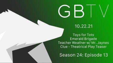 GBTV Video Bulletin 10.22.21 - Season 24, Episode 13