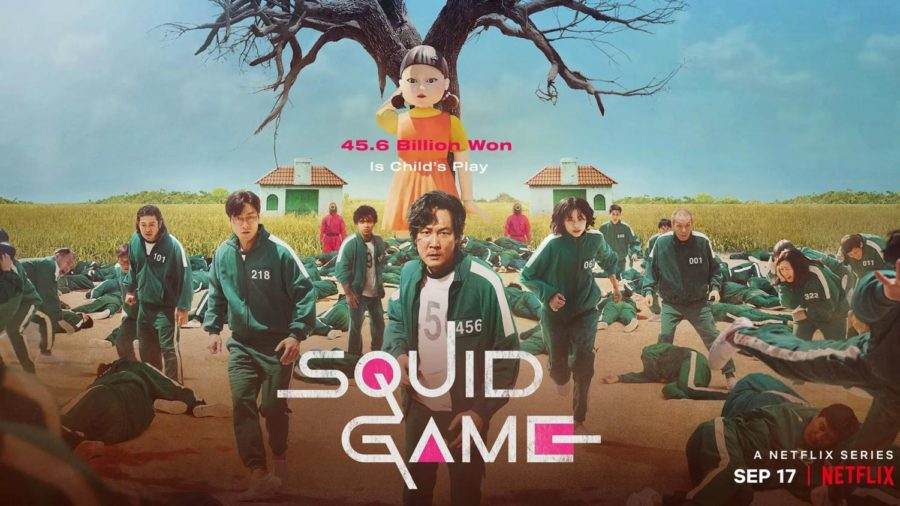 Squid Game was released  worldwide on Sept. 17 2021.