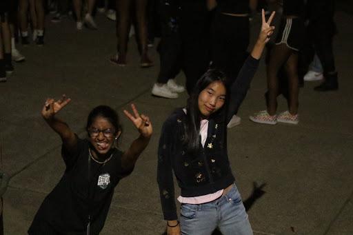 Spirit+rally+and+homecoming+night